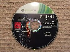 Battlefield 3 DISK 2 - Xbox 360 DISK 2 ONLY UK PAL