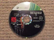 Battlefield 3 DISCO 2-XBOX 360 DISCO 2 SOLO REGNO UNITO PAL