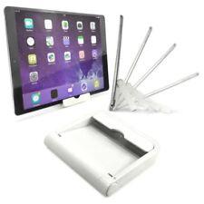 Custodie e copritastiera bianca pieghevole per tablet ed eBook Universale