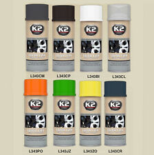 Felgenfolie Flüssiggummi Sprühlack K2 Color Flex COLOR FLEX SYNTHETIC 400ml