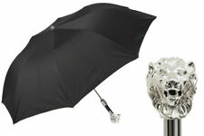 PASOTTI SILVER LION FOLDING UMBRELLA 64 6768-1 W37 NEW