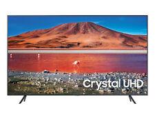 SAMSUNG TV 50 pollici Smart TV 4k Crystal UHD Wifi Nero Europa UE50TU7172