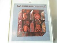 Rock & Roll Bachman Turner Overdrive II 8 Track Tape Untested Let it Ride + More