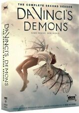 Da Vinci's Demons: The Complete 2nd Season 2 DVD Brand New (HMVDVD-5689 / HMV-76