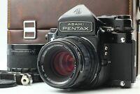 [TOP MINT Case] Pentax 6x7 67 TTL MUP Body + SMC T 90mm F2.8 LS Lens from Japan