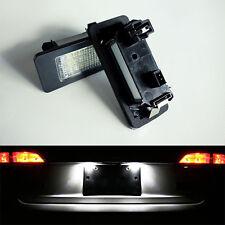 ECLAIRAGE PLAQUE LED VW TOUAREG 7P A PARTIR DE 01/2010 FEUX BLANC XENON