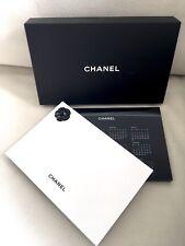 Newest Chanel Calendar Notepad 2018 Desk Pad Organizer Blank New in Box VIP Gift
