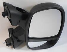 For Nissan Primastar Van 2002-2006 Electric Wing Door Mirror Black Right OS