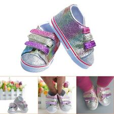 Doll Clothes For 18 Inch Dolls Girl Canvas Tennis Shoes Sneakers Shoes ca
