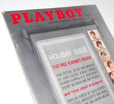 VTG Playboy January 1960 Very Fine - (7.5 - 9.0) Playmate Stella Stevens