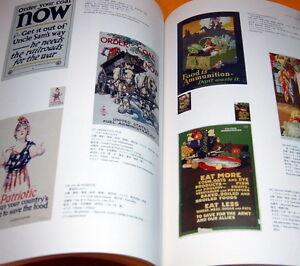 Propaganda Poster Collection in World War I book japan ads art ww1 #0220
