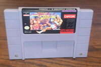Super Nintendo SNES Street Fighter II 2 Turbo *Authentic/Cleaned/Tested*