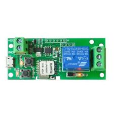DC5V 2200W Sonoff Wireless WiFi Inching/Self-Locking Smart Switch Relay Module