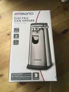 Ambiano Electric Canopener