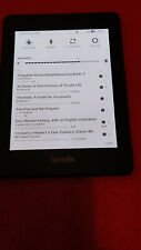 "Amazon Kindle Paperwhite 4 (10th Gen) PQ94WIF-8GB 6"" eReader/tablet -Please Read"