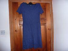 F & F Blue Short Sleeve Dress size 12