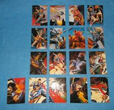 TRADING CARDS DC VS MARVEL COMICS LIMITED EDITION SUBSET IMPACT CARDS - CHOOSE