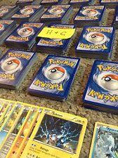 50x HUGE Pokemon Card LOT BULK [XY BW SET] Common Uncommon Rare [NO DUPLICATES!]