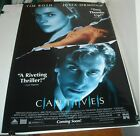 ROLLED CAPTIVES PROMO VIDEO MOVIE POSTER TIM ROTH JULIA ORMOND THRILLER