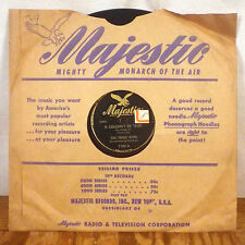 The Three Suns It Couldn't Be True / Everybody Loves My Baby 78 Majestic E-!!!