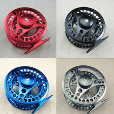 CNC Machined Aluminum Fly Fishing Reel Adjustable Disc Drag 5/6 7/8 9/10