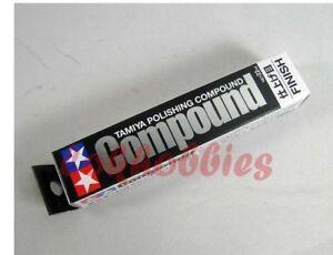 TAMIYA Model Polishing Compound Finish 87070 22ml