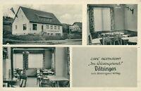 Ansichtskarte Dätzingen Krs. Böblingen Cafe Restaurant Im Wiesengrund (Nr.9177)