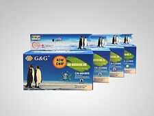 G&G Remanufactured Ink Cartridge Replacement for HP 564XL - CN-684WN (BLACK)