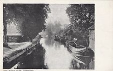 THETFORD( Norfolk) :  The  River Ouse
