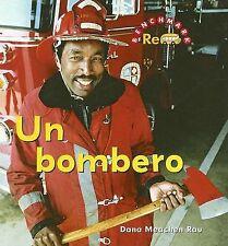 Un Bombero (Rebus En El Trabajo) (Spanish Edition)-ExLibrary