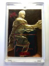 1999-00 23KT Gold Michael Jordan, Fleer Ultra Court Masters, Embossed, Limited #