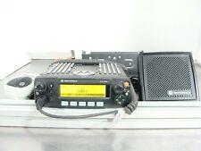 Motorola Xtl2500 Vhf 136 174 50watt P25 Digital Mobile Radio M21ksm9pw1an Set
