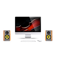 Edifier R1000TCN Active Bookshelf 2.0 Studio TV/MAC/PC Speakers/Monitors Brown