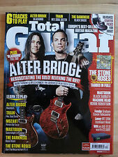 Total Guitar Magazine Issue 221 December 2011 with CD (Alter Bridge Lesson)