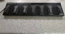 Roland FC-7 for use with BK-7m. Unit is in perfect condition RARE item!