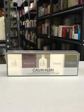 Calvin Klein ck one euphoria ck all obsessed eternity individual gift set men