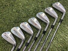 New listing Srixon Z-Forged Iron Set 4-PW N.S. Pro Modus 3 Tour 120 X-Stiff Steel Mens RH