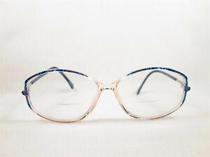 Silhouette SPX M1861 /10 6061 52/12 130 Austria Designer Eyeglass Frames Glasses
