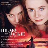 Barrington Pheloung Hilary and Jackie (soundtrack, 1976/98) [CD]