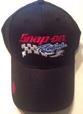 Snap On Tools BLACK SNAP ON RACING CAP