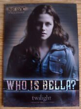 Twilight Who Is Bella Hot Topic Exclusive Trading Card HT-1