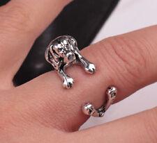 Labrador Retriever Rings - Silver - Adjustable (R1)