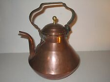 Gooseneck Large Copper Tea Kettle