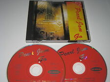 PEARL JAM GO 2CD Live Fox Theatre, Atlanta, 3.April 1994
