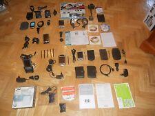 LOTE DE 7 PDA,s + FUNDAS + BASES PALM Y ACCESORIOS, A 5 LE FALLAN LAS BATERIAS.