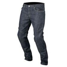 Pantalones azules de todas para motoristas