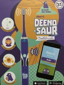 Deeno Deeno-Saur Rechargeable Sonic Electric Toothbrush