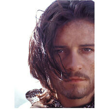 Orlando Bloom as Balian de Ibelin Head Shot Kingdom of Heaven 8 x 10 Inch Photo