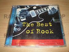 The Best of Rock (CD, 1997) U2 INXS Extreme Robert Palmer Faith No More Texas