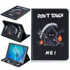 FUNDA PROTECTORA motivo 73 para Samsung Galaxy Tab S2 9.7 T810 t815n CARCASA